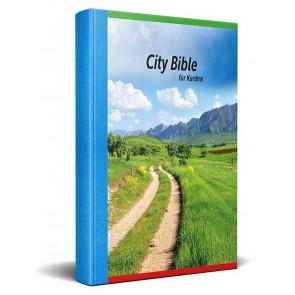 German Kurdish New Testament