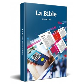 French Interactive Bible Old and New Testament Hardcover