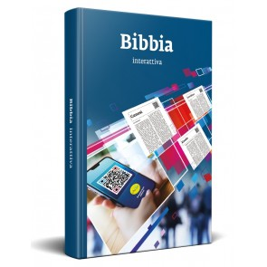 Italian Interactive Bible Old and New Testament Hardcover