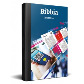 Italian Interactive Bible Softcover