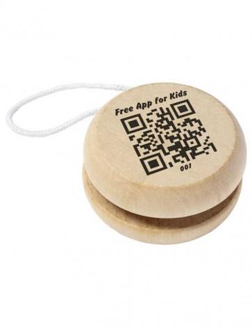 Yo-Yo with Qr-code Bible App for kids