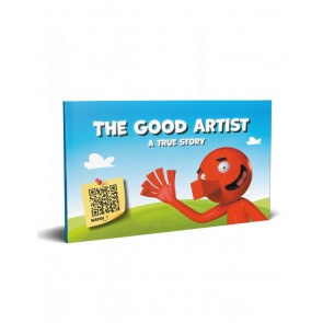 English The Good Artist Booklet