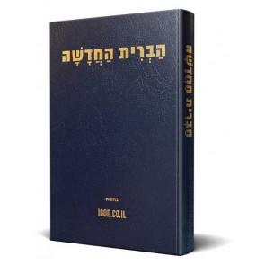 Hébreu Nouveau Testament Bibles Hardcover