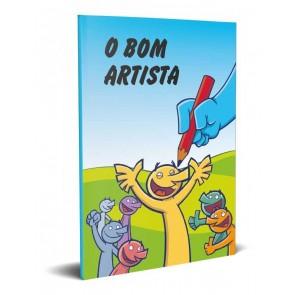 Portugais Le Bon Artiste Livre Pour Enfants